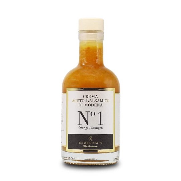 1342 - No. 1 Crema Balsamico Orange 200 ml - Greenomic