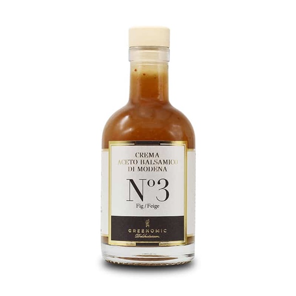 1344 - No. 3 Crema Balsamico Feige 200 ml - Greenomic