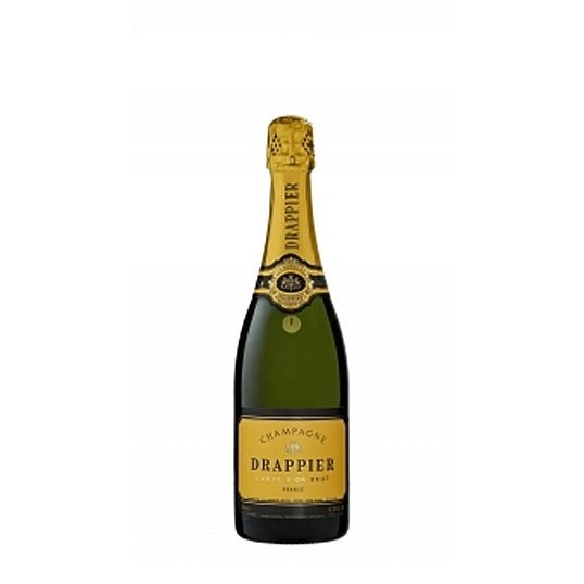 A202 - DRAPPIER Champagner Carte d or Brut 0,375 l
