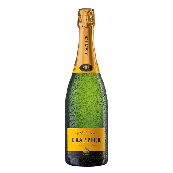 A35 - DRAPPIER Champagner Carte d or Brut 0,75 l