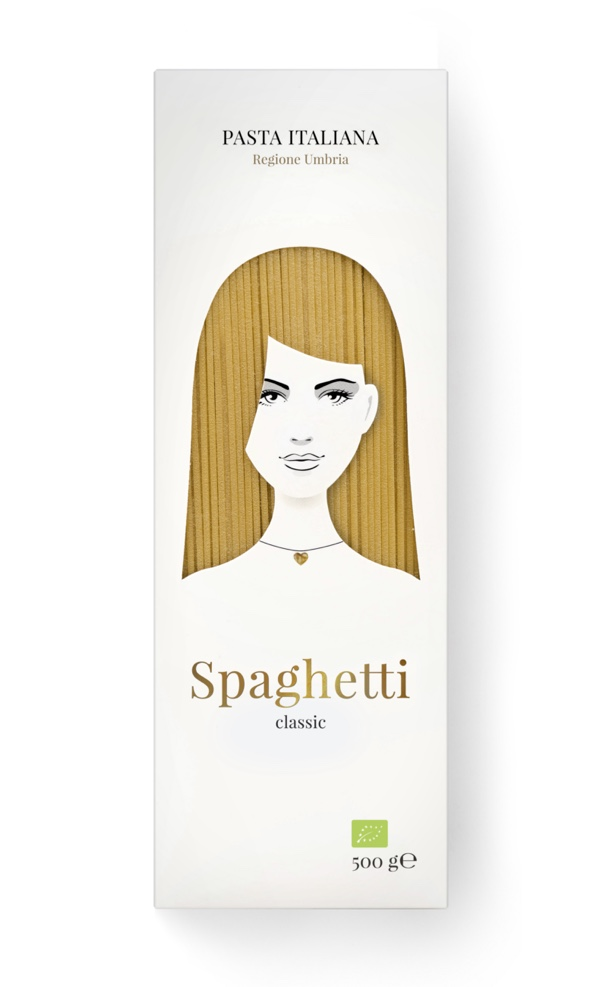 P0 - Good Hair Day Pasta BIO Spaghetti Classic