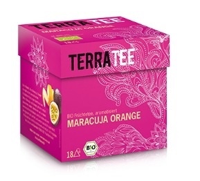 T3003 - Terratee: Maracuja Orange