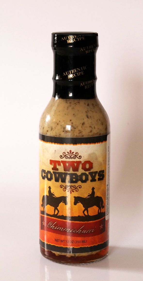 W17 - Chimmichurri Sauce 350 ml - Two Cowboys
